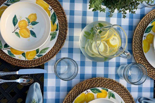 Table Settings 9